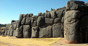Inca fortress of Sacsayhuaman, Cuzco, Perú. Author and Copyright Nello and Nadia Lubrina