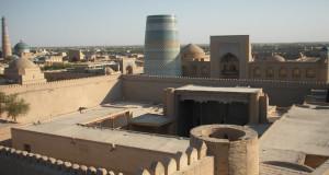 Khiva, Uzbekistan. Author and Copyright Nello and Nadia Lubrina