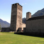 Bellinzona, Ticino, Switzerland. Author and Copyright Marco Ramerini.