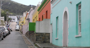 Bo-Kaap, Cape Town, South Africa. Author and Copyright Marco Ramerini.