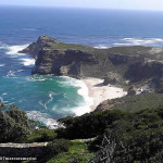 Cape of Good Hope and Diaz Beach, South Africa. Author and Copyright Marco Ramerini