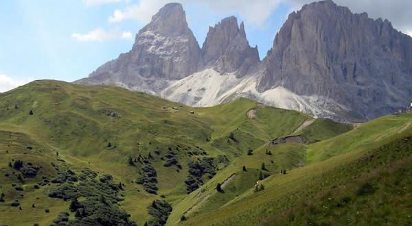 Dolomites, Italy. Author and Copyright Marco Ramerini