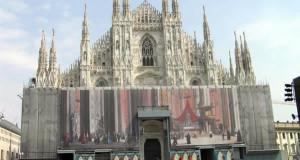 大教堂,米蘭,倫巴第,意大利. Author Marco Ramerini