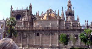 Seville, Andalusia, Spain. Author and Copyright Liliana Ramerini.