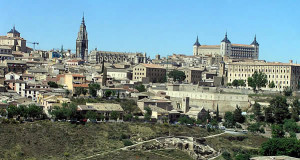 Toledo, İspanya. Author Marco Ramerini