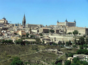 Toledo, Spain. Author and Copyright Marco Ramerini