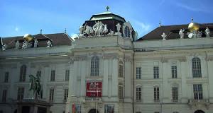 Vienna, Austria. Author and Copyright Liliana Ramerini..