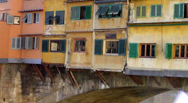 Ponte Vecchio, Florence, Italy. Author and Copyright Marco Ramerini