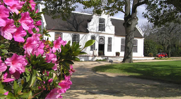 Boschendal, Franschhoek, South Africa. Author and Copyright Marco Ramerini.