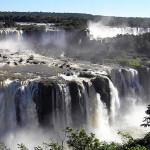 Iguazu Falls, Brazil-Argentina. Author and Copyright Marco Ramerini.
