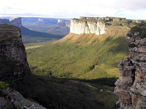 Chapada Diamantina, Bahia, Brazil. Author and Copyright Marco Ramerini