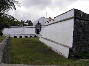 Forte do Brum, Recife, Pernambuco, Brazil. Author and Copyright Marco Ramerini