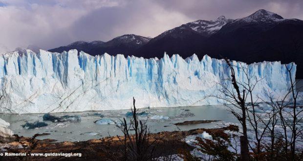 Perito Moreno glacier, Patagonia, Argentina. Author and Copyright Marco Ramerini,