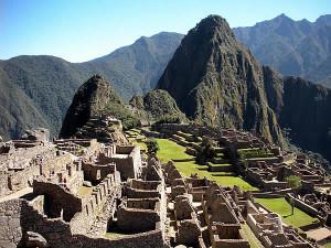 Machu Picchu, Peru. Autor Nello und Nadia Lubrina