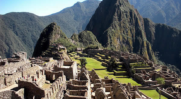 Machu Picchu, Perú. Author and Copyright Nello and Nadia Lubrina