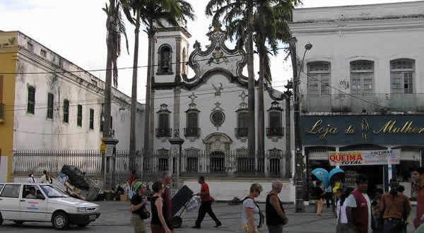 Recife, Pernambuco, Brazil. Author and Copyright Marco Ramerini.