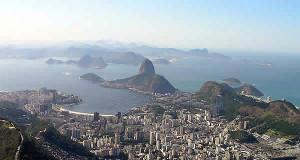 Rio de Janeiro, Brazil. Author and copyright Marco Ramerini