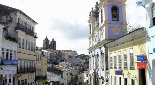 Salvador de Bahía, Bahía, Brazil. Author and Copyright Marco Ramerini