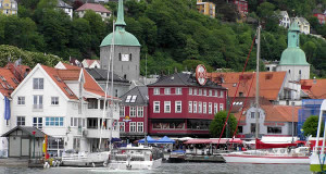 Bergen, Norway. Author and Copyright Marco Ramerini