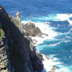 Cape Point, Cape of Good Hope Nature Reserve, Table Mountain National Park, South Africa. Author and Copyright Marco Ramerini