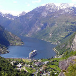 Geirangerfjord, Norway. Author and Copyright Marco Ramerini