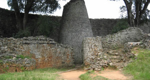 Great Zimbabwe, Zimbabwe. Author and Copyright Chris Dunbar
