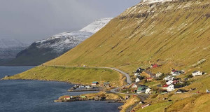Faroe Islands. Author Vincent van Zeijst. Licensed under the Creative Commons Attribution-Share Alike