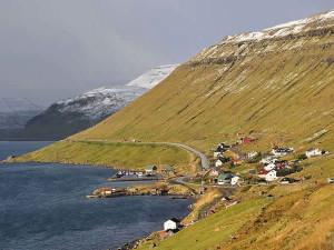 Färöer-Inseln. Autor Vincent van Zeijst