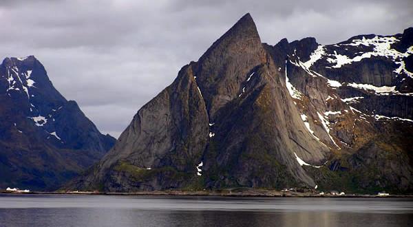 Lofoten islands, Norway. Author and Copyright Marco Ramerini