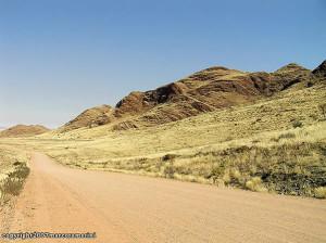 Namib Rand, Namibia. Author and Copyright Marco Ramerini.
