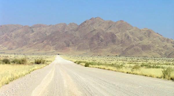Reise durch Namibia und Südafrika