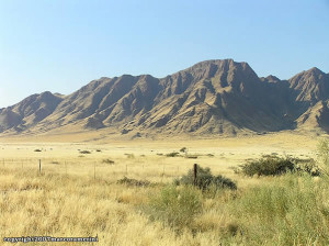 Naukluft Mountains (Naukluftberge), Namib-Naukluft N.P., Namibia. Author and Copyright Marco Ramerini