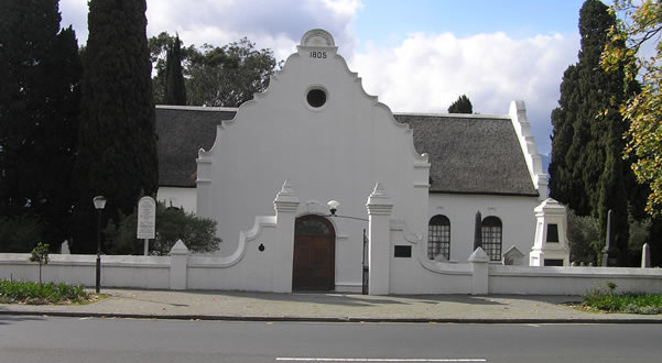 Paarl, South Africa. Author and Copyright Marco Ramerini.