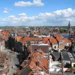 Tournai, Belgium. Author Jean-Pol GRANDMONT. Licensed under the Creative Commons Attribution