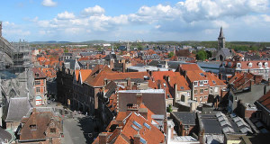 Tournai, Belgium. Author Jean-Pol GRANDMONT. Licensed under the Creative Commons Attribution