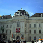 Vienna, Austria. Author and Copyright Liliana Ramerini..