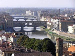Florenz, Italien. Autor und Copyright Marco Ramerini