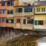 Ponte Vecchio, Florencja, Włochy. Author and Copyright Marco Ramerini