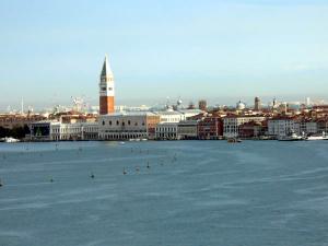 Venice, Italy. Author and Copyright Roberto Ramerini..