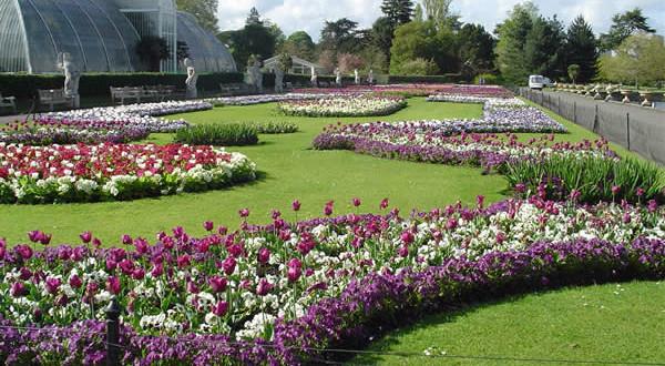 Kew Royal Botanic Gardens, London, United Kingdom. Author and Copyright Marco Ramerini