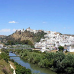 Arcos de la Frontera, Andalusia, Spain. Author and Copyright Liliana Ramerini