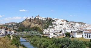 Arcos de la Frontera, Andalusia, Spain. Author and Copyright Liliana Ramerini