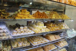 Typical Iranian sweets. Author and Copyright Marco Ramerini