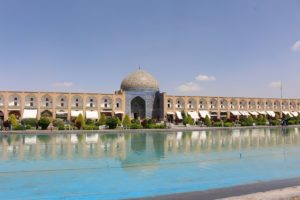 Sheikh Lotfollah Mosque Naqsh-e Jahan Square, Esfahan, Iran. Author and Copyright Marco Ramerini
