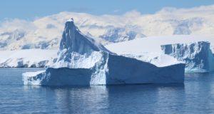 Icebergs, Antarctica. Author and Copyright Marco Ramerini.