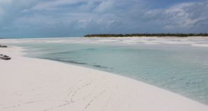 Sandbanks, Sandy Cay, Exumas, Bahamas. Author and Copyright Marco Ramerini..