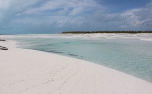 Sandbanks, Sandy Cay, Exumas, Bahamas. Author and Copyright Marco Ramerini..