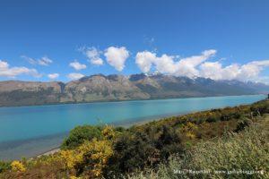 Lake Wakatipu, New Zealand. Author and Copyright Marco Ramerini