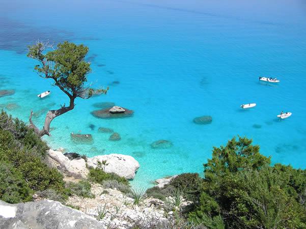 Cala Goloritzè, Sardinia, Italy. Author and Copyright Marco Ramerini