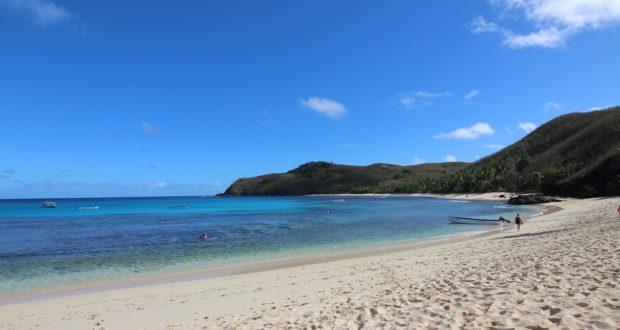 Octopus Resort, Waya, Yasawa, Fiji. Author and Copyright Marco Ramerini